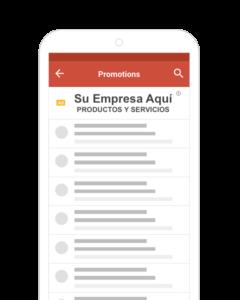 gmail ads mexico, anuncios gmail